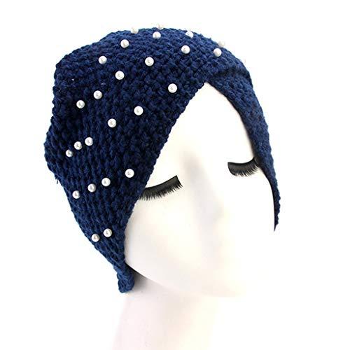 WWricotta Warm Women Ladies Retro Winter Knitting Hat -