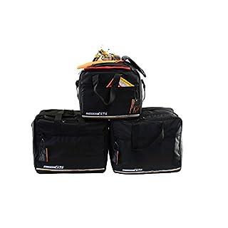 made4bikers Promotion-Bag: Set Koffer UND TopCase Innentaschen für BMW R1200GS-LC (K51) ab Bj. 2014 (R1200 GS LC)