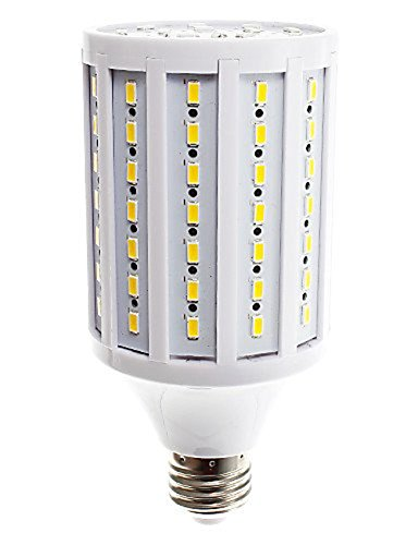 Minkoll E27 Base 20w AC220V 98 SMD5630 LEDs Gl¨¹hbirne (Warmwei?) -