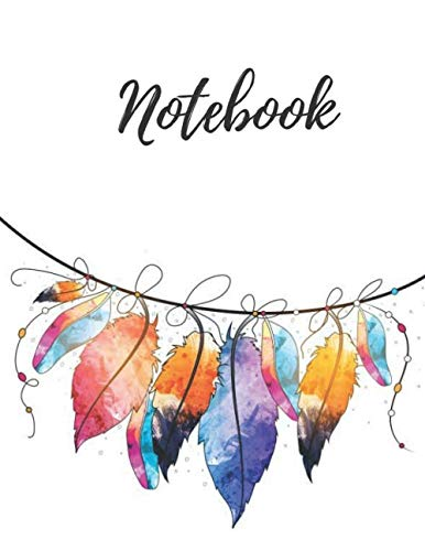 Notebook: Art Journal Blank 100 Pages Size (8.5x11)