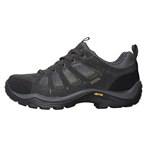 Mountain Warehouse Chaussures de marche Randonnée homme Imperméable Field Gris