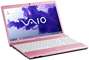 sony vaio eh3e0e p 39 4 cm notebook pink. Black Bedroom Furniture Sets. Home Design Ideas