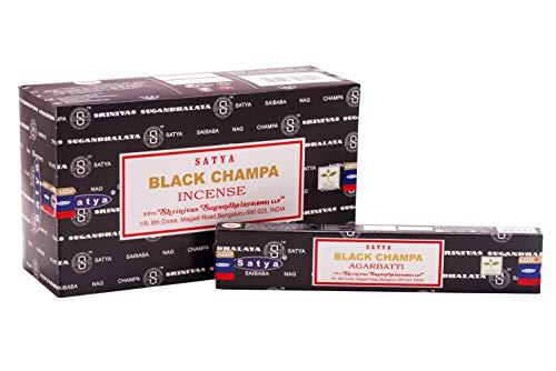 Satya Wierook Black Champa - Bng Natürlichen