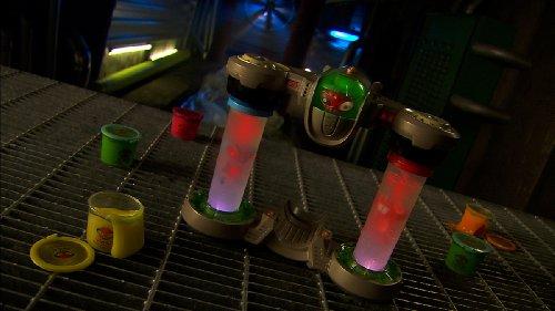 Imagen 3 de Simba - Alien Slimy Dualynator Laboratorio Con Luz 79-5956541