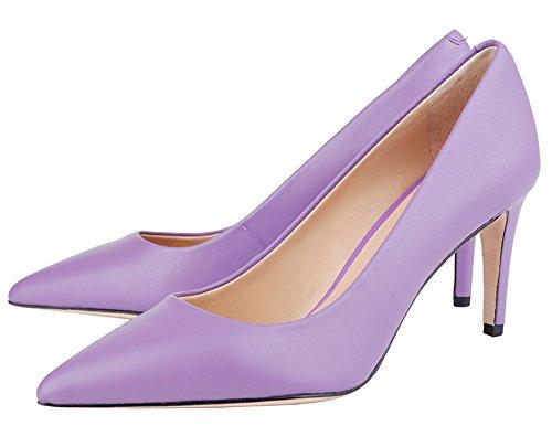NIUERTE NIUERTEWife - A Collo Basso donna Purple