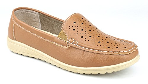 Amblers Amblers Cherwell Chaussures occasionnelles Tan
