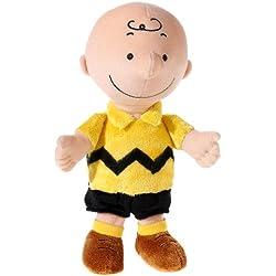 Peanuts - Peluche Charlie Brown Snoopie