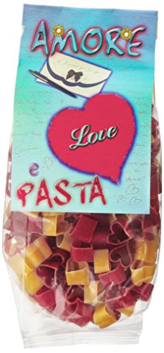 Antico Pastificio Toscano MORELLI - Hearts Podmodoro and Wheat Germ (250 gr)