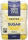 Tate & Lyle Fairtrade Caster Sugar, 500g