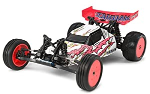 Tamiya Zahhak - Radio-Controlled (RC) Land Vehicles (Cochecito de Juguete)