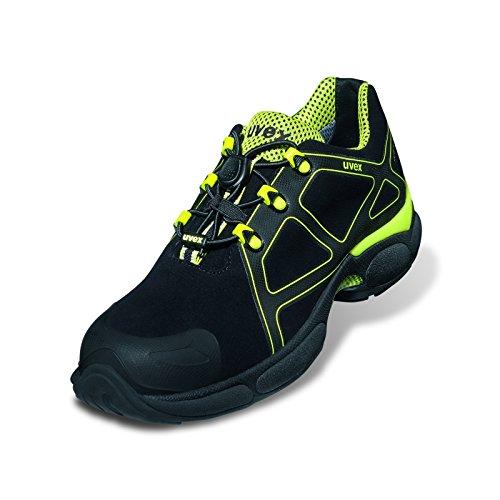 Uvex , Chaussures de sécurité pour homme Noir