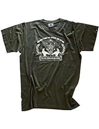 Viking-Shirts Germanen waren wir Deutsche sind wir und Deutsche bleiben wir auch T-Shirt S-XXXL