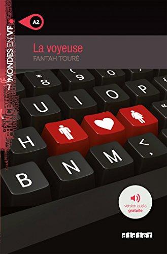 La voyeuse niv. A2 - Livre + mp3 (Mondes en VF) por Fantah Touré