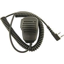 Kenwood altavoz con micrófono para Protalk TK3101 TK3201 TK3301 TK350 TK3202 TK3302 TK2302 etc