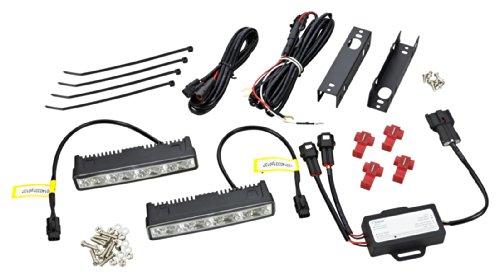 Preisvergleich Produktbild Premium LED Tagfahrlicht 8 Power SMD + R87 Modul V8