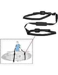 Docooler SUP Carry Sling/Verstellbarer Kajak Schultergurt