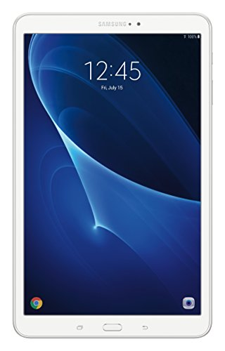 Samsung SM-T580NZWAXAR Galaxy Tab A Tablet (10.1 inch, 16GB,WiFi Only), White  available at amazon for Rs.38043