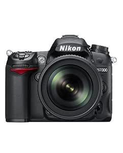NIKON D7000 VR Lens Kit (Black, 18-105mm)