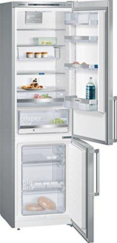 Siemens KG39EBI40 iQ500 Kühl-Gefrier-Kombination / A+++ / 201 cm Höhe / 156 kWh/Jahr / 250 Liter Kühlteil / 89 Liter Gefrierteil / In coolBox ist es 2-3 Grad kühler als Kühlraum