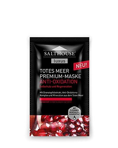 Salthouse Luxus Totes Meer Premium Maske Anti-Oxidation 2x5 ml