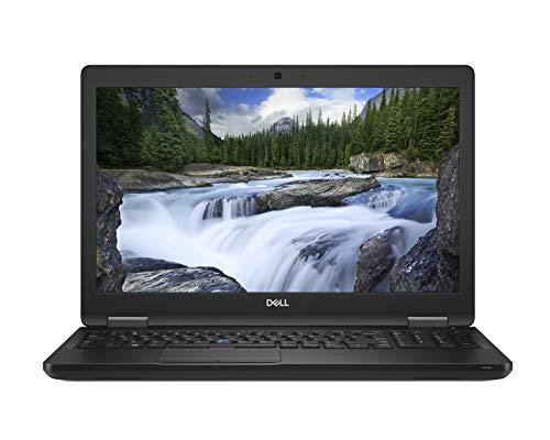DELL Latitude 5590 39,6 cm (15,6 Zoll), 1920 x 1080 Pixel, 1,90 GHz, Intel® CoreTM i7 der 8. Generation, i7-8650U, Schwarz Dell Intel Notebooks