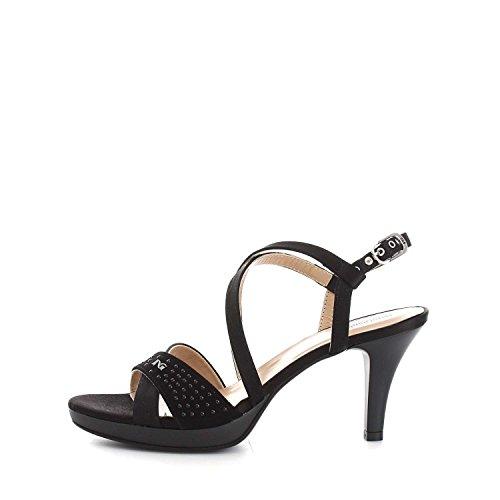 Nero Giardini P717910DE Sandales Femme Black