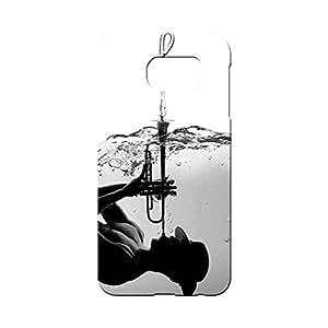 BLUEDIO Designer 3D Printed Back case cover for Samsung Galaxy S7 Edge - G0942