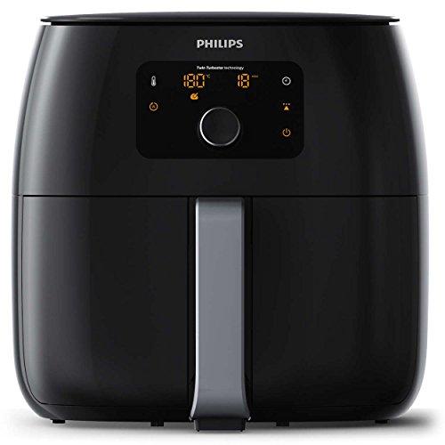 Philips Avance Collection HD9651/90 Low fat Fryer Einzelne Schwarz 2225 W