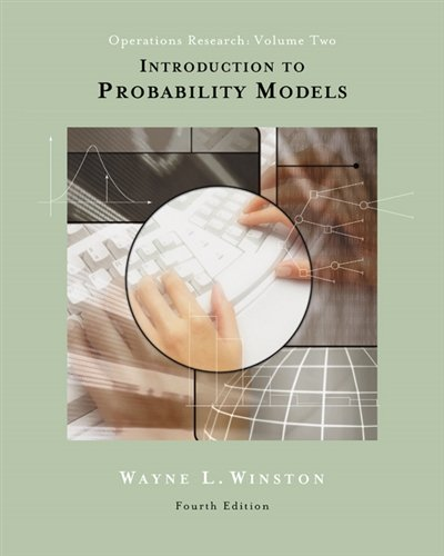 2: Introduction to Probability Models: Operations Research, Volume II (with CD-ROM and InfoTrac®)