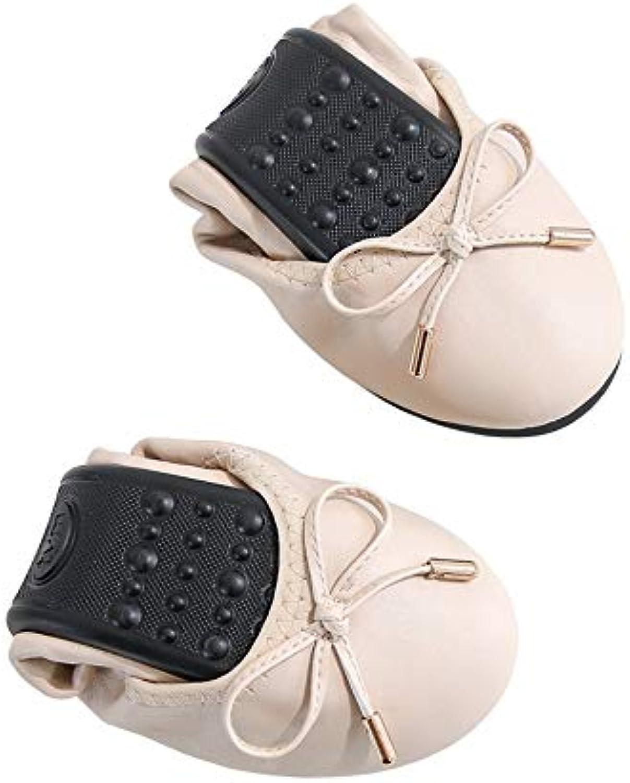 FLYRCX Scarpe Basse morbide e comode da Donna Donna Donna Scarpe Basse Pieghevoli Scarpe da Viaggio Portatili Scarpe da Balletto... | Ad un prezzo inferiore  6c96cf