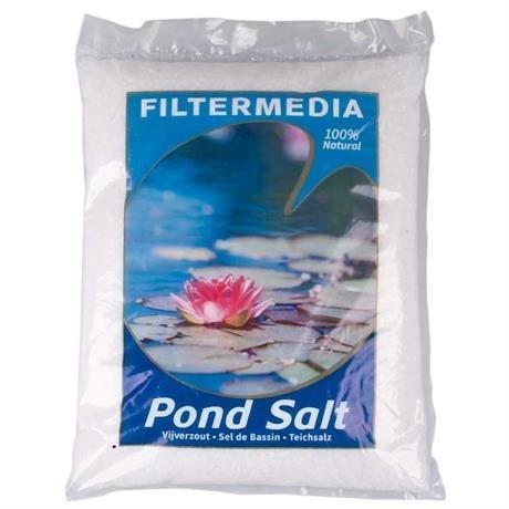 10 kg étang Sel, Koi Submersible Sel Bain Sel