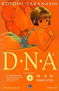 DNA² Edition simple Tome 4