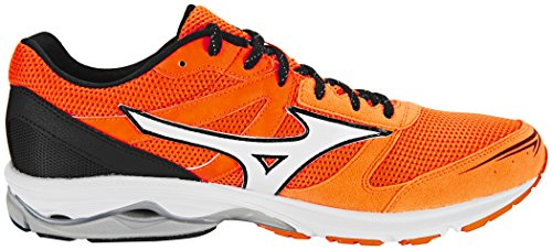 Mizuno Wave Aero 15 Orange Clownfish Silver Orange