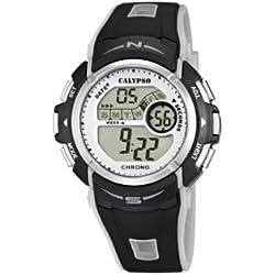Calypso watches Jungen-Armbanduhr Digital Quarz Plastik K5610/8