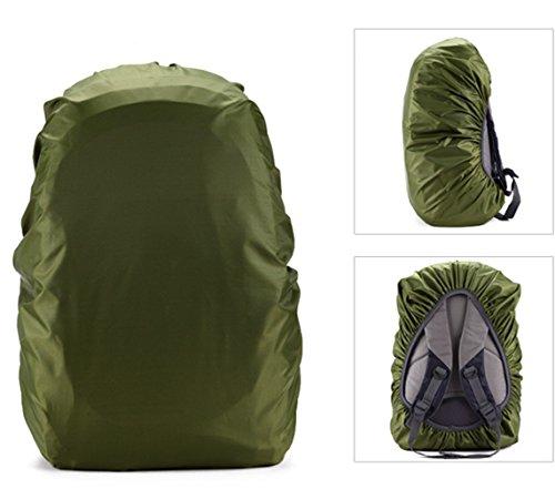 Imagen de macbag  de excursión resistente al agua daypack 40l 55l para camping, trekking y escalada cubierta de lluvia, 55 60l  alternativa