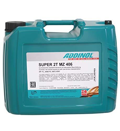20L Kanister Addinol Zweitaktölk Mischöl teilsynthetisch