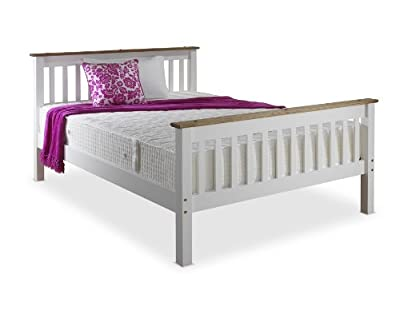 4ft Devon Bed With Memory Foam 5000 Mattress produced by amani - quick delivery from UK.
