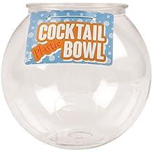 """Cóctel de plástico peces cuenco 6""""pecera potable juegos Partido globo Punch"""