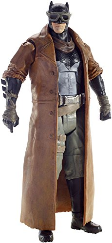 Mattel DJH20 Batman Verses Superman Movie Collector Knightmare Batman Figur, 15 cm