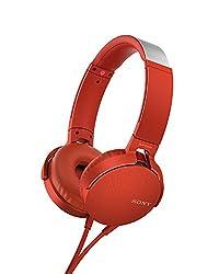 Sony Mdr-xb550ap Kopfhörer (Extrabass, Mikrofon)