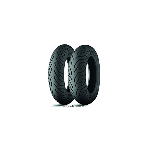 MICHELIN MICHELIN 100/80-10 53L CITY GRIP TL - 80/80/R13 53L - A/A/70dB - Moto Pneu