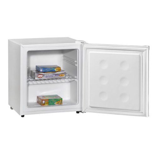 Amica GB15341W – Freezer (Vertical, Freestanding, White, 38L, 4 kg/24h, 7h)
