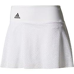 adidas Ll Falda Tenis, Mujer, Blanco (Nocmét), M