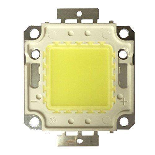 Preisvergleich Produktbild Hohe Leistung Weiß / Warmes Weiß 3000mA 32-35V RGB SMD führte Chip-Flut-Licht-Scheinwerfer-Lampe integrierte Perle 100W 10000LM