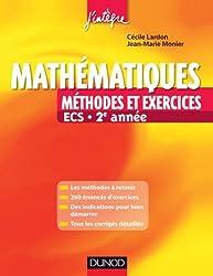 Mathématiques Méthodes et Exercices ECS 2e année