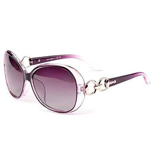Kry Casual gafas de sol polarizadas para mujer exterior conducción Deportes Moda gafas de sol UV400–Oversized Gafas, 1