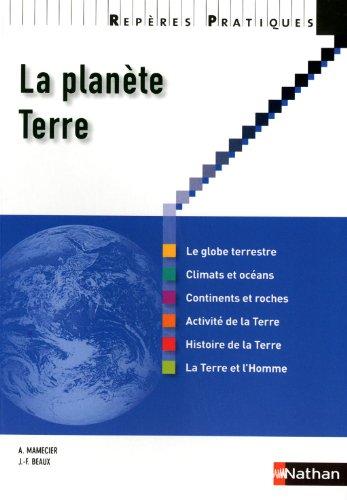 La planète terre par Jean-François Beaux