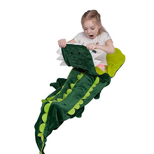 Manta de cocodrilo para niños