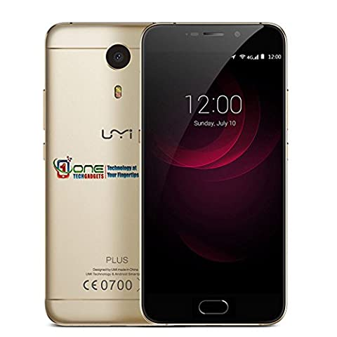 Umi Plus 5.5 inch 4G LTE Fingerprint Octa Core Dual