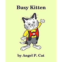 Busy Kitten (English Edition)